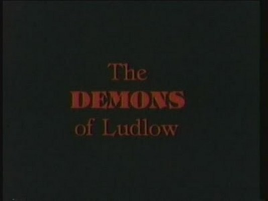 Product picture The Demons of Ludlow