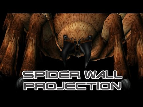 Product picture Spider Wall Projection Loop